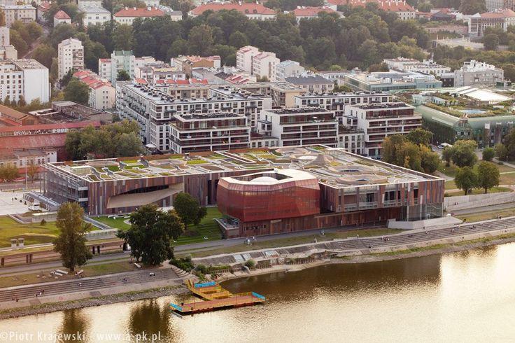 Copernicus Science Center (Centrum Nauki Kopernik)