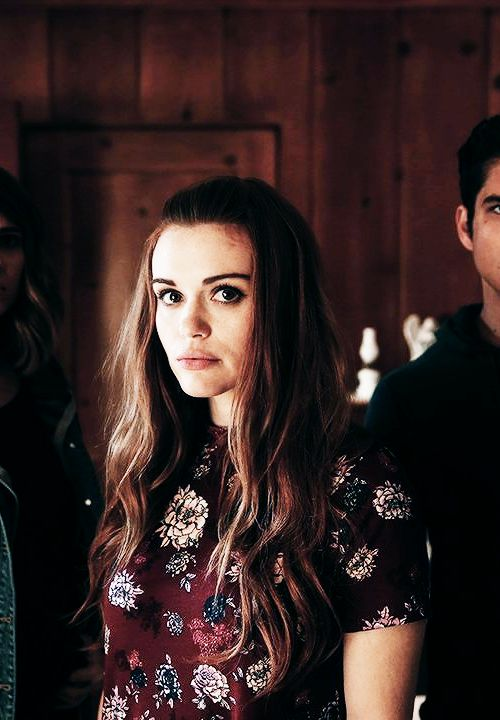 "Lydia Martin in 6.06 - ""Ghosted""."