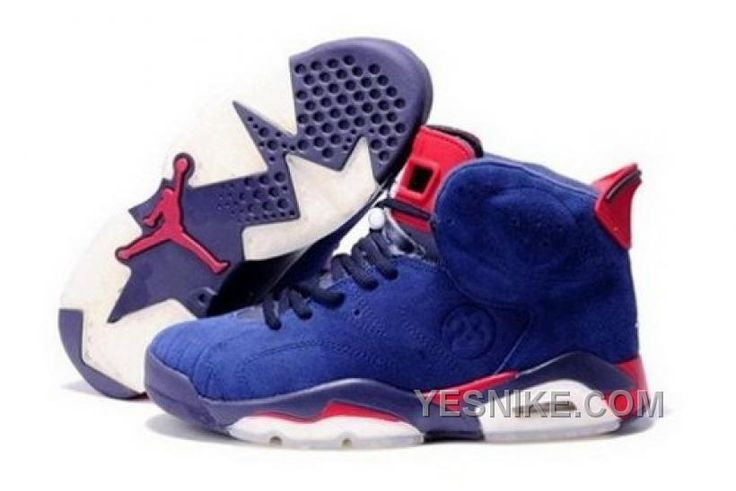 http://www.yesnike.com/big-discount-66-off-uk-sale-to-buy-online-air-jordan-6-mens-shoes-anti-fur-blue-white-red-ejpbr.html BIG DISCOUNT! 66% OFF! UK SALE TO BUY ONLINE AIR JORDAN 6 MENS SHOES ANTI FUR BLUE WHITE RED SA7NF Only $99.00 , Free Shipping!