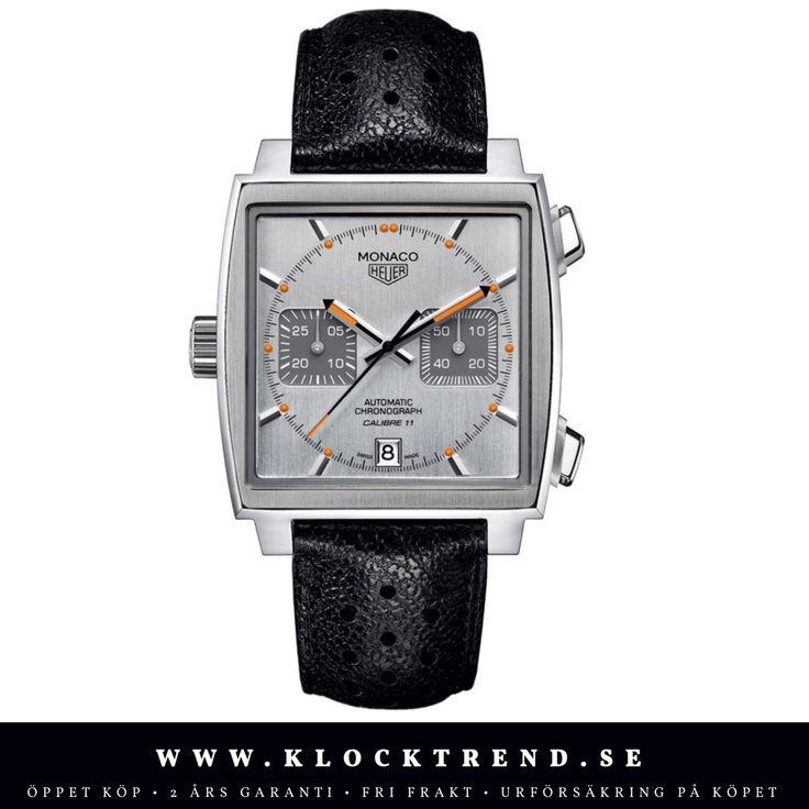 Get your Luxury watch at klocktrend✨ #vintage Tag Heuer Monaco #watch #luxury #design