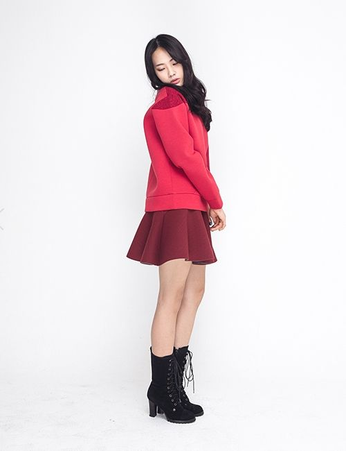 NEO PLAN FLARE SKIRT http://arcloset.com/product_view.php?gs_idx=BO140006SK