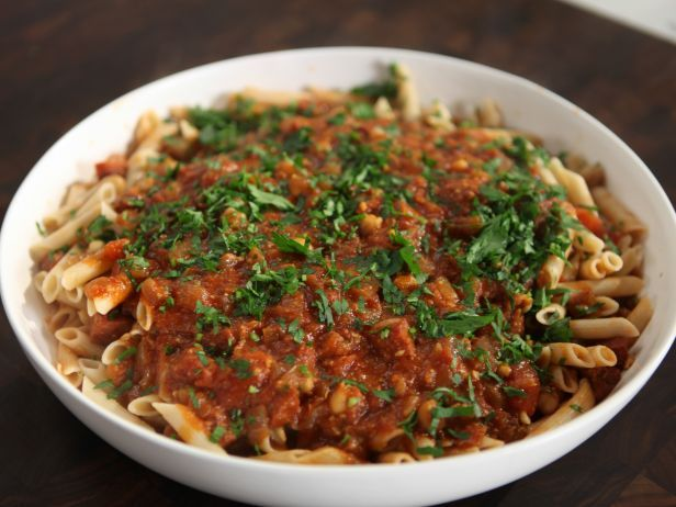As seen on Rachael Ray's Week In A Day: Chorizo and Chickpea Sauce with Rice PastaRay Chorizo, Food Network, Rachael Ray Foodnetwork, Network Recipe, Pasta Recipes, Rice Pasta, Chickpeas Sauces, Ray Weeks, Favorite Recipe