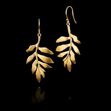 Earrings from Julie Sandlau