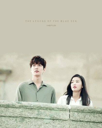 Legend of the blue sea , lee min ho , jeon ji hyun , jun ji hyun 2016