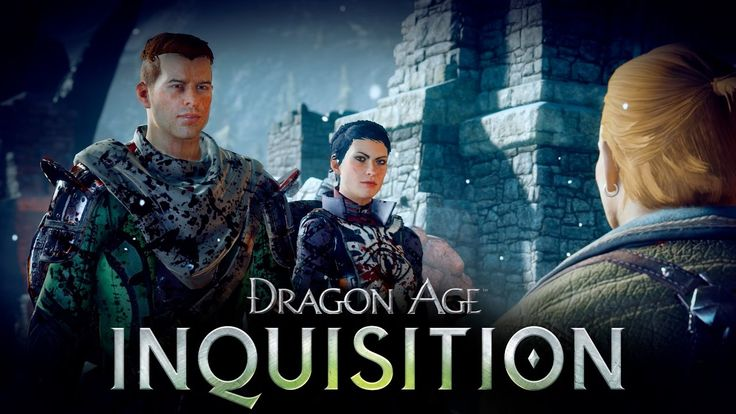 Dragon Age Inquisition  Pc Gameplay Walkthrough 1