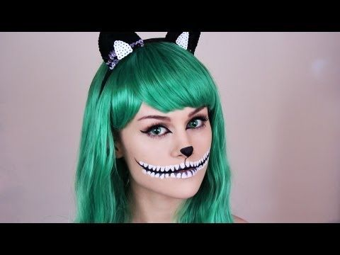 The 15 best images about Halloween Makeup Videos on Pinterest ...