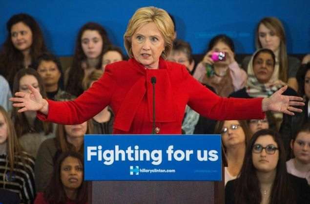 Hillary Clinton, the leading Democratic presidential candidate, has faced criticism for her email use during her time as Secretary of State.