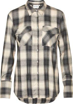 Pæn skjorte evt. i stil med denne Taffi shirt AO15 fra Gestuz – Set på Magasins hjemmeside