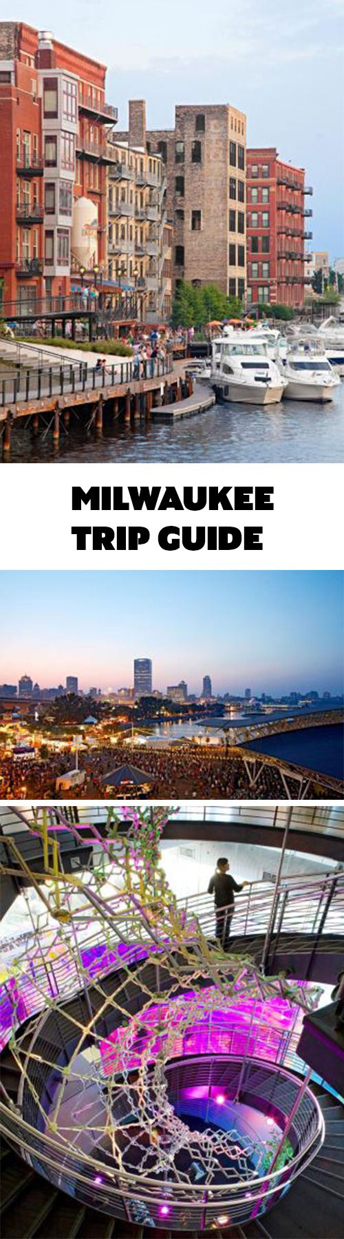 Festivals, museums, brewery tours and more draw visitors to Milwaukee, Wisconsin: http://www.midwestliving.com/travel/wisconsin/milwaukee/milwaukee-trip-guide/