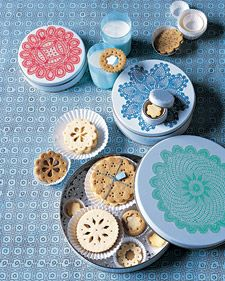 free printable doilys: Doilies Tins, Cookies Tins, Crafts Ideas, Gifts Ideas, Clipart, Clip Art, Diy Craft, Martha Stewart, Doilies Patterns