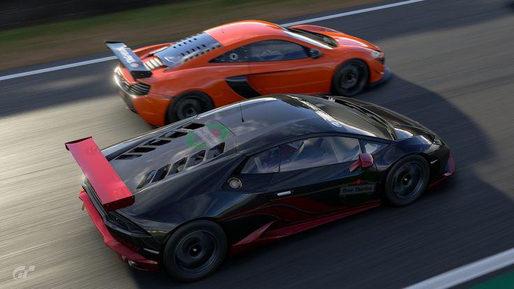 https://flic.kr/p/FwcEuu | GT Sport | These were taken from an online race. #GTSport #Screenshot #Photomode #playstation #ps4 #PS4Share #racing #track #car #Lamborghini #mclaren