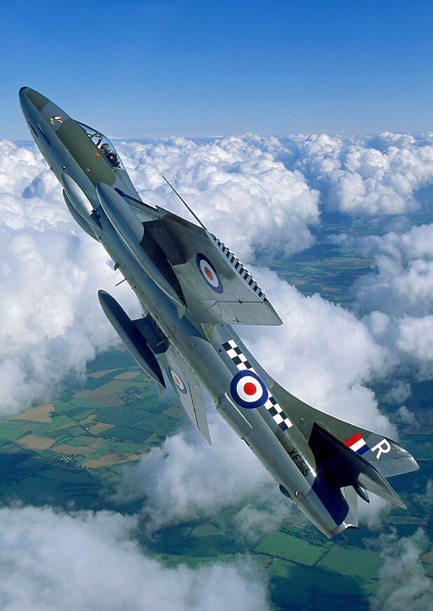 Royal Air Force Hawker Hunter