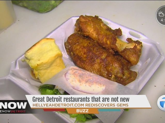 Creator of HellYeahDetroit.com Rusty Young joined Brad Galli and Glenda Lewis to share the restaurant gems in the city worth rediscovering.