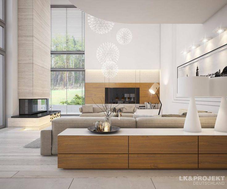 Descubra fotos de Salas de estar modernas por LK&Projekt GmbH. Encontre em fotos as melhores ideias e inspirações para criar a sua casa perfeita.