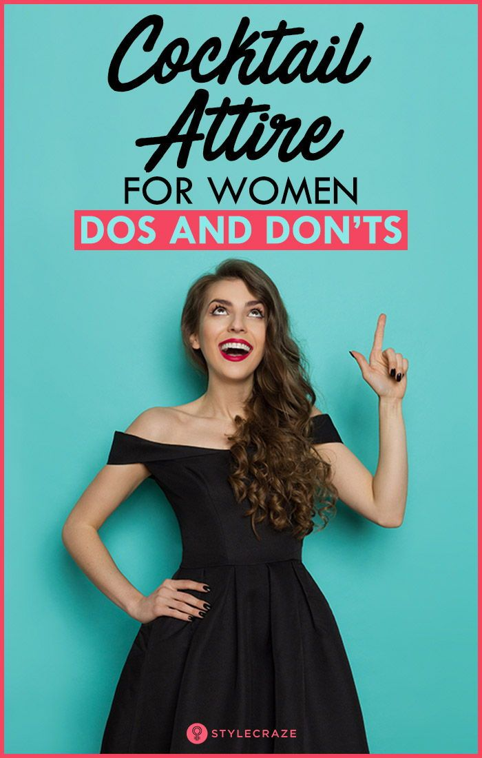 d8d8e650fce5 Cocktail Attire For Women - 8 Must Know Do s And Don ts  women  fashion