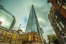 Mrakodrap, London, Město