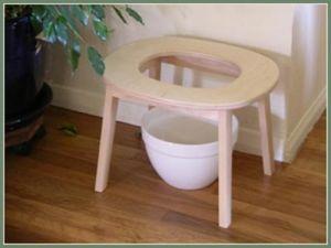 DIY Womb Care : Pelvic Steams. Yoni steam chair diy idea