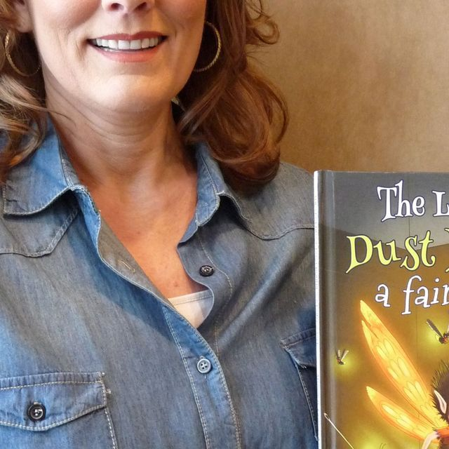 "Michelle Eastman writes ""The Legend of Dust Bunnies, A Fairy's Tale"""