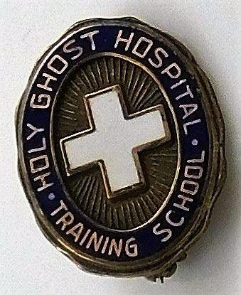 Holy Ghost Hospital Training School for Nurses, Cambridge, MA