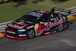 Jamie Whincup, Red Bull Holden race 1 winner