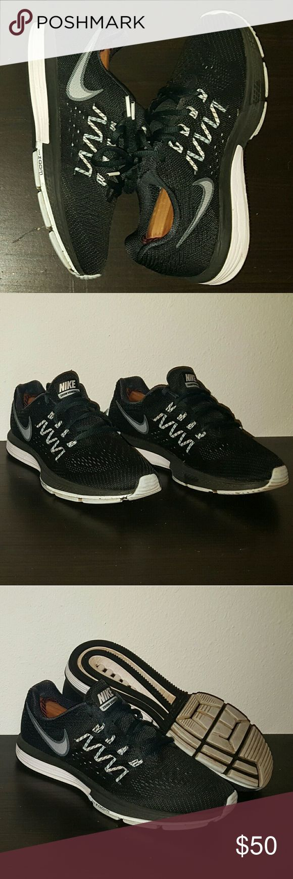 Women's Nike vomero 10 Women's Nike vomero 10 size 7 good condition Nike Shoes Athletic Shoes