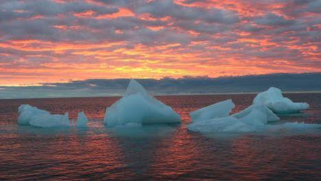 Temperaturen op de Noordpool hoogste in 44.000 jaar!
