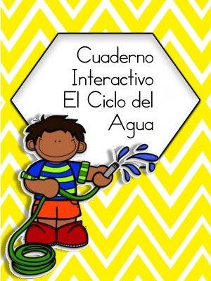 Cuaderno Interactivo Ciclo del Agua (1)