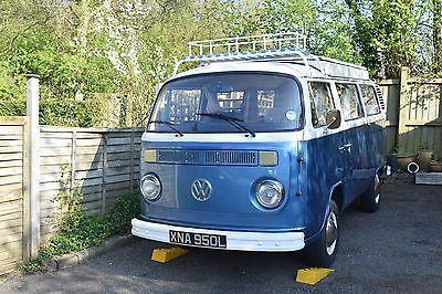 eBay: eBay: VW Bay Camper Van 1972