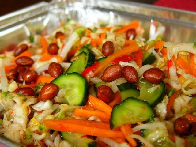 Resep Asinan Sayur Resep Resep Masakan Indonesia Makanan