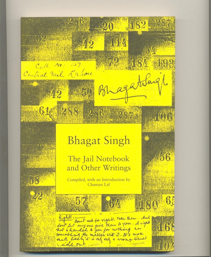 The Jail Notebook and Other Writings - Bhagat Singh
