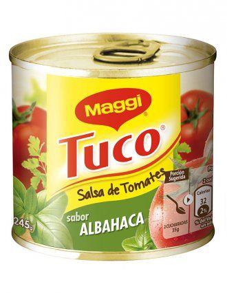TUCO ALBAHACA