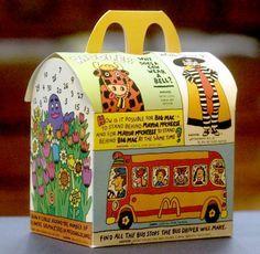 Best 25+ Happy meal box ideas on Pinterest | Mcdo meals, Handmade ...