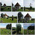 un charmant vieux cimetière picard