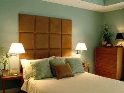 headboards mounted to wall - Google Search