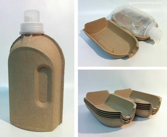 Green Packaging: 20 ejemplos creativos de envases y empaques ecológicos - Puro Marketing
