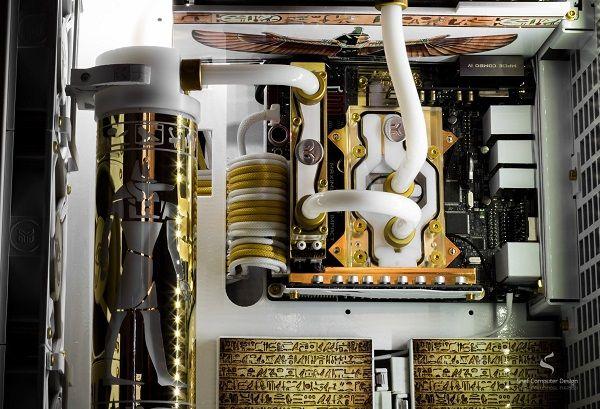 Gold Win de Snef Computer Design | Custom Pc Build ...