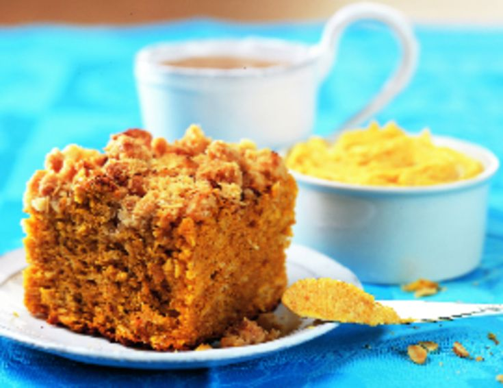 Morning Pumpkin Coffee Cake