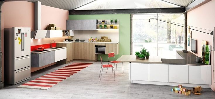 58 best Live your Kitchen images on Pinterest | Kitchen cabinets ...