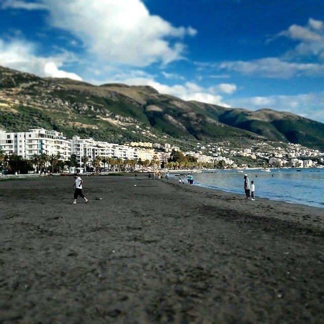 Vlorë στην πόλη Albania