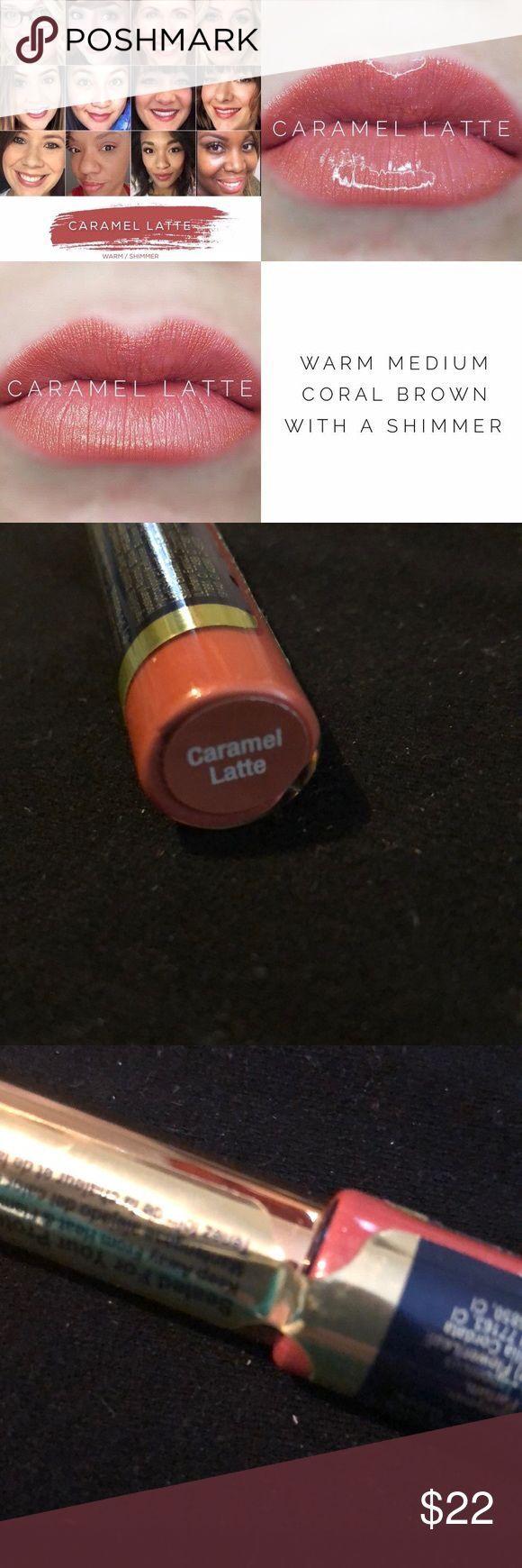 👄 Caramel Latte LipSense Farbe. Versiegeltes Produkt 👄 Caramel Latte LipSe…