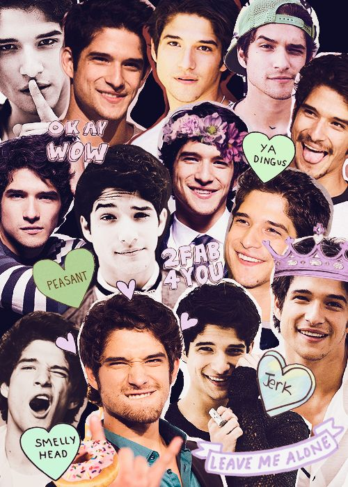 requested: tyler posey