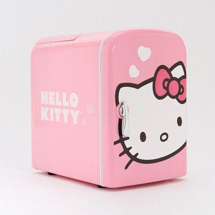 Hello Kitty Mini Fridge | Claire's
