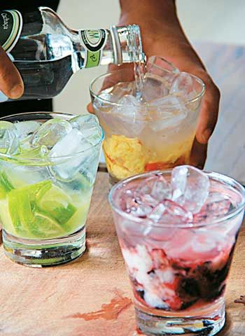 caipirinha recipes - Whether you go for a cheeky cashew fruit number, a juicy jaboticaba or simply keeps things classic, these caipirinha recipes are guaranteed to get your party started!