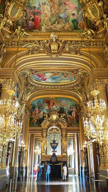 Paris Opera House • photo: ayearineurope.com on Flickr