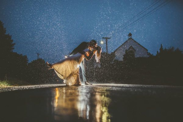 Queenstown Wedding Blog - What To Do If It Rains On Your Wedding Day