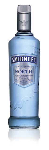 A new Smirnoff expression, flavoured with Norwegian berries that taste similar to blueberries. The vodka is triple-distilled, with a super-smooth finish. Try it with soda water and frozen blueberries for garnish, or in a tall glass with lemonade and ice.