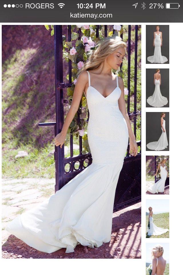 22 best Wedding dresses images on Pinterest   Short wedding gowns ...