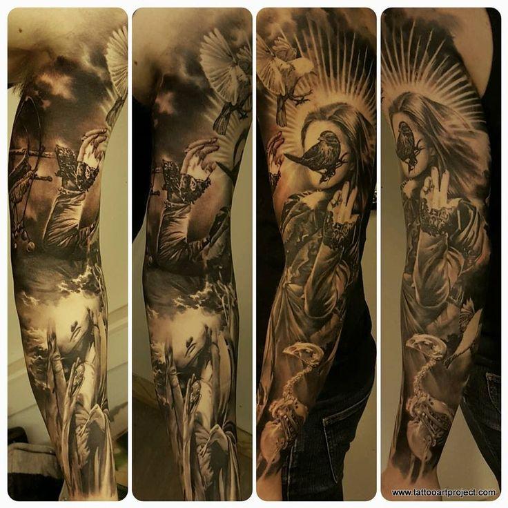 JP Wikman | Tattoo Art Project