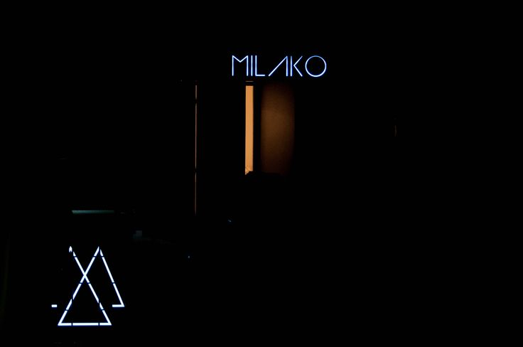 MILAKO STORE.  CONCEPT STORE. BASQUE COUNTRY .INDUSTRIAL DESIGN . IRON WOODEN