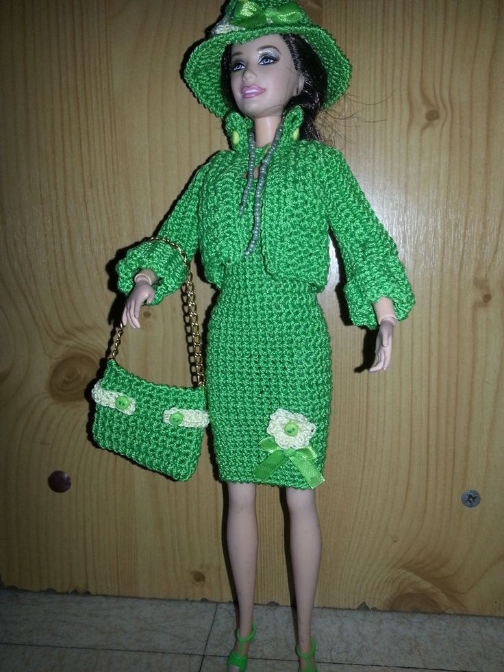 10765 best barbi images on Pinterest | Barbie doll, Crochet barbie ...